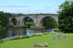 View Of Stirling Bridge Stock Images