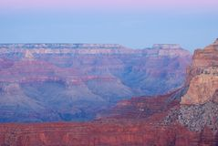 View Of The Grand Canyon Royalty Free Stock Photos