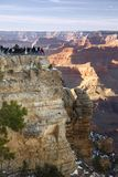 View Of The Grand Canyon Royalty Free Stock Images