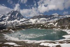 View Of The Matterhorn Massif Royalty Free Stock Photos