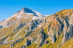 Free View Of The Oshten Mountain At Day Time. Stock Image - 76306011
