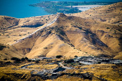 Free View Of The Sea Of Galilee - Lake Kinneret From The Golan Heights Stock Photography - 91030592