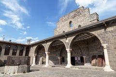 Free View Of The Virgin Mary Syriac Orthodox Church In Diyarbakir, Turkey. Stock Photo - 184224000