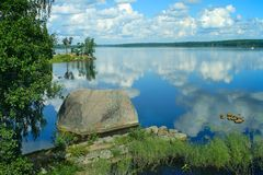 Free View Of The Vyborg Bay Royalty Free Stock Photo - 29599785