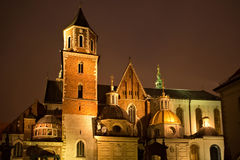 Free View Of The Wawel Royal Archcathedral Basilica Of Saints Stanislaus And Wenceslaus Royalty Free Stock Photos - 82571068