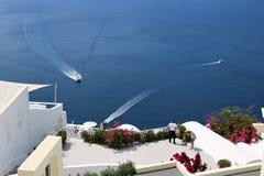 Oia, Santorini, Greece Royalty Free Stock Photography