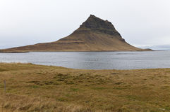 View of the Olavsvik bay. View of the Olavsvik bay, Iceland Royalty Free Stock Photos