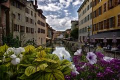 View of Old Annecy