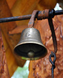 View of the old bell Royalty Free Stock Image