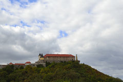 View with old castle Stock Photos