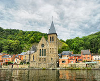 Old church in Dinant Stock Photos