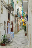 View of the old city, Gaeta - Italy Royalty Free Stock Photography
