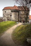View on Old city of Tallinn. Estonia Royalty Free Stock Photography
