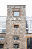 View of the Old Jameson Distillery, Dublin, Ireland Stock Image