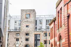 View of the Old Jameson Distillery, Dublin, Ireland Royalty Free Stock Image