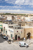 View of old medina in Fes Royalty Free Stock Photos