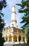 View of an old minaret, Czech Republic, Europe Stock Photography
