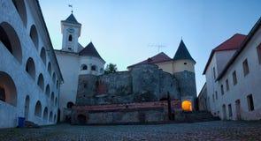 Mukachevo Castle old Palanok Castle Ukraine Royalty Free Stock Photos