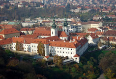 View on the old Prague, Czech Republic Royalty Free Stock Photography