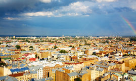 View of old Riga Royalty Free Stock Photography