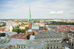 View of old Riga Stock Image