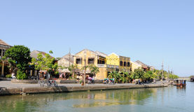 View of old town in Hoi An, Vietnam Stock Photos