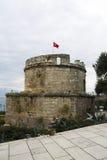 View of old town or Kaleici in Antalya. Stock Image