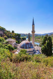 View of old town Mosque Royalty Free Stock Photography