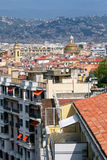 View of old town of Nice, France Royalty Free Stock Photography