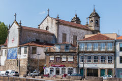 View of old town of Porto, Portugal , 23. may 2014, city Porto o Stock Images