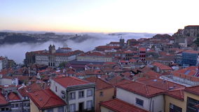 View of old town of Porto, Portugal Stock Image