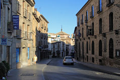 View on old town of Toledo, Spain Stock Photography