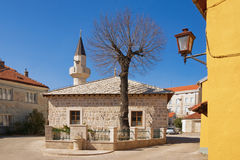 View of Old Town of Trebinje. Bosnia and Herzegovina royalty free stock image
