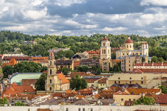 View of the Old Town Royalty Free Stock Image