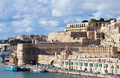 View of old Valletta Stock Images