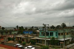 View on old Varadero Stock Photo