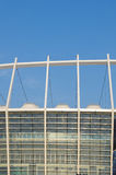 A view of the Olympic Stadium in Kiev Royalty Free Stock Photo