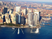Free View On Battery Park Stock Image - 9671051