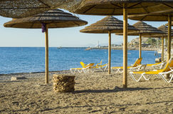 Free View On Red Sea And Beach Of Eilat Royalty Free Stock Image - 28090696