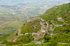 Free View On Ruins Of Acrocorinth Stock Image - 20503451