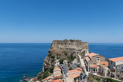 View On Scilla, Calabria, Italy. Stock Photos