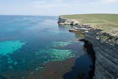 Free View On The Black Sea Form The High Cliff Stock Images - 14394294