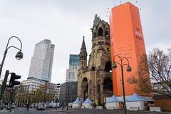 War Memorial in Berlin Royalty Free Stock Images