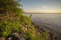 View of Oneida Lake