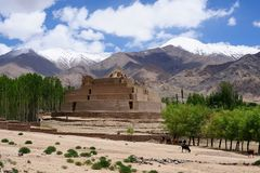 Indus valley Ladakh - India royalty free stock images