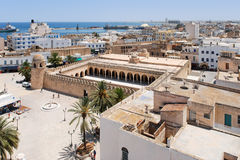 View onto Sousse, Tunisia Stock Photo