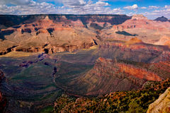 A view for an Ooh and an Aah at Grand Canyon Arizona stock photography