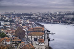 View of Oporto Royalty Free Stock Images