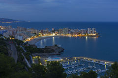 View of Oropesa. Royalty Free Stock Photo