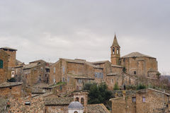 View of Orvieto Royalty Free Stock Photography